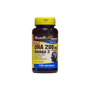 DHA OMEGA-3 SOFTGELS