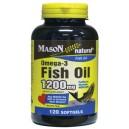 FISH OIL 1200MG OMEGA-3 SOFTGEL