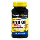 KRILL OIL 1000MG W/ASTAXANTHIN SOFTGELS