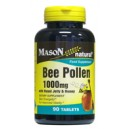 BEE POLLEN 1000MG WITH ROYAL JELLY & HONEY TABLETS