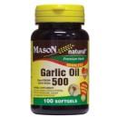GARLIC OIL 500 ODORLESS SOFTGELS