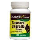 CASCARA SAGRADA 450MG CAPLETS