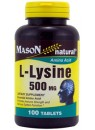 L-LYSINE500MGTABLETS