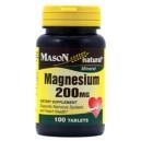 MAGNESIUM 200MG TABLETS
