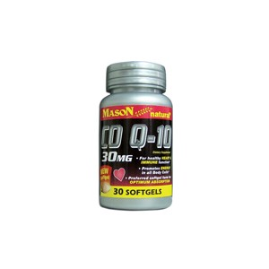 CO Q-10 30MG SOFTGELS