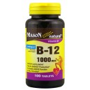 "B 12 1000MCG ""DISSOLVES UNDER TONGUE"" TABLETS"
