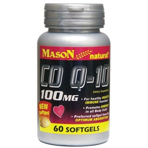 CO Q-10 100MG SOFTGELS