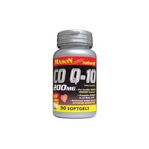 CO Q-10 200MG SOFTGELS