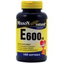 E 600 DL-ALPHA SOFTGELS