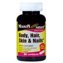 BODY HAIR SKIN & NAILS CAPSULES