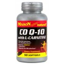 CO Q-10 WITH L-CARNITINE SOFTGELS
