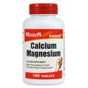 CALCIUM  MAGNESIUM 750 TABLETS