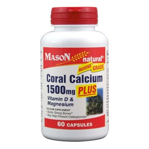 CORAL CALCIUM 1500MG PLUS CAPSULES