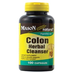 COLON HERBAL CLEANSER CAPSULES
