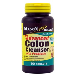 ADVANCED COLON HERBAL CLEANSER TABLETS