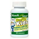 HEALTHY KIDS PROBIOTIC W/FIBER CHEWABLES