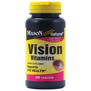 VISION VITAMINS TABLETS