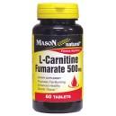L-CARNITINE FUMARATE 500MG TABLETS