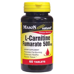 L-CARNITINE FUMARATE 500MG TABLETS