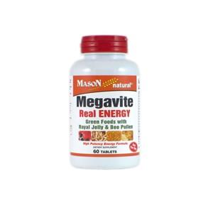 MEGAVITE REAL ENERGY TABLETS